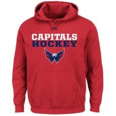 Washington Capitals - Feel The Pressure NHL Mikina s kapucňou