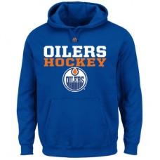 Edmonton Oilers - Feel The Pressure NHL Mikina s kapucňou