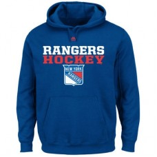 New York Rangers - Feel The Pressure NHL Mikina s kapucňou