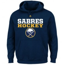 Buffalo Sabres - Feel The Pressure NHL Mikina s kapucňou