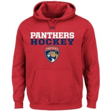 Florida Panthers - Feel The Pressure NHL Mikina s kapucňou