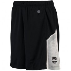 Los Angeles Kings - Levelwear Warm Up Mesh NHL Kraťasy