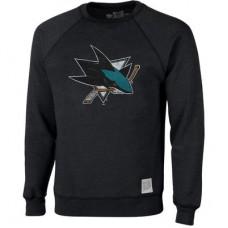 San Jose Sharks - Logo Super Soft Fleece NHL Mikina