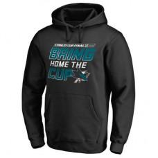 San Jose Sharks - 2016 Stanley Cup Final Bound NHL Mikina s kapucňou