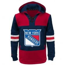 New York Rangers Detská - Offside NHL Mikina s kapucňou