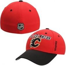 Calgary Flames Detská - Second Season Flex NHL Čiapka