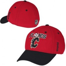 Calgary Flames - Second Season Flex NHL Čiapka