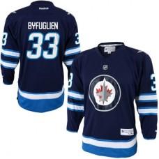 Winnipeg Jets Detský - Dustin Byfuglien NHL Dres