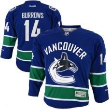 Vancouver Canucks Detský - Alex Burrows NHL Dres