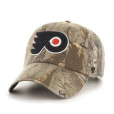 Philadelphia Flyers - Camo Clean Up Z NHL Čiapka