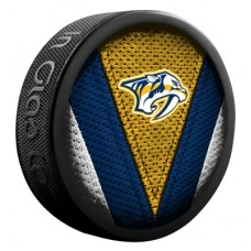 Nashville Predators - Sherwood Stitch V NHL Puk