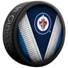 Winnipeg Jets - Sherwood Stitch V NHL Puk
