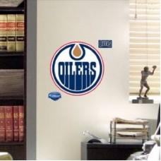 Edmonton Oilers - Team Logo NHL Nálepka