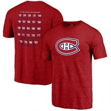 Montreal Canadiens - Raise the Banner NHL Tričko