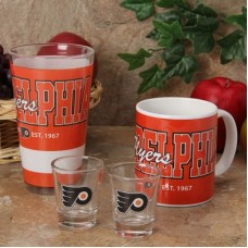 Philadelphia Flyers - 4-Pack NHL Set Pohár