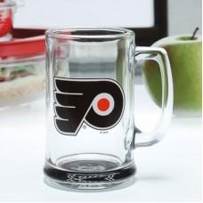Philadelphia Flyers - Clear Bottom NHL Krígel Pohár