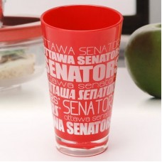Ottawa Senators - Plastic Color NHL Pohár