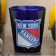 New York Rangers - Colored 3D NHL Pohár