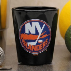 New York Islanders - Colored Shot NHL Pohár