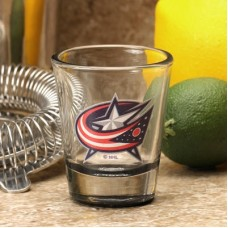 Columbus Blue Jackets - Bottoms Up Collector NHL Pohár