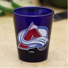 Colorado Avalanche - Colored 3D NHL Pohár