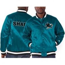 San Jose Sharks - Starter Satin NHL Bunda