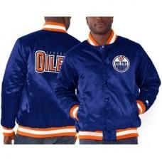 Edmonton Oilers - Starter Satin NHL Bunda