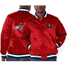 Washington Capitals - Starter Satin NHL Bunda