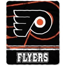 Philadelphia Flyers - Plush Fleece NHL Prikrývka