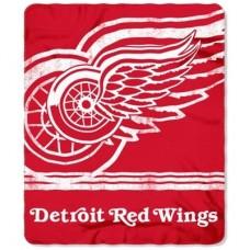 Detroit Red Wings - Plush Fleece NHL Prikrývka