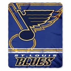 St. Louis Blues - Plush Fleece NHL Prikrývka
