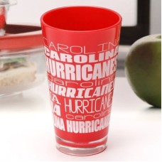 Carolina Hurricanes - Plastic Color NHL Pohár
