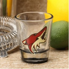 Phoenix Coyotes - Bottoms Up Collector NHL Pohár