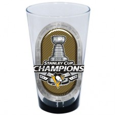 Pittsburgh Penguins - 2016 Stanley Cup Champions Chrome NHL Pohár