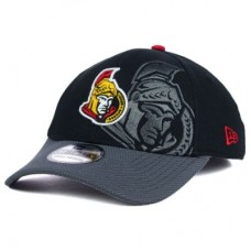 Ottawa Senators - Shadow Graphite NHL Čiapka