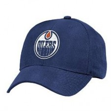 Edmonton Oilers - Basic Structured NHL Čiapka