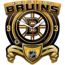Boston Bruins - High Definition V NHL Hodiny