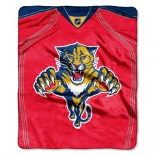 Florida Panthers - Jersey Plush NHL Prikryvka