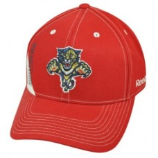 Florida Panthers - Reebok Velcro SP NHL Čiapka