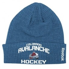 Colorado Avalanche - Locker Room Cuffed NHL Knit Čiapka