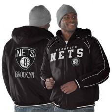 Brooklyn Nets - Receiver V NBA Zimná Bunda