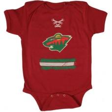 Minnesota Wild Detské - Beeler NHL Body