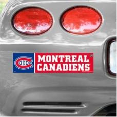 Montreal Canadiens - Primary NHL Nálepka