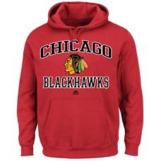 Chicago Blackhawks - Heart & Soul NHL Mikina s kapucnou
