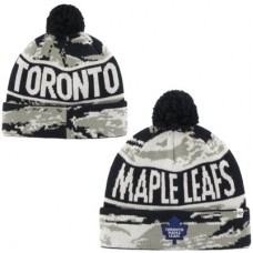Toronto Maple Leafs - Digi Camo NHL Knit Čiapka