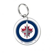 Winnipeg Jets - High-Definition Acrylic NHL Prívesok