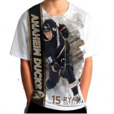 Anaheim Ducks Detské - Ryan Getzlaf Breakaway DC NHL Tričko
