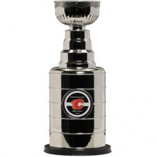 Calgary Flames - 2014 Stanley Cup Replica NHL Pokladnička