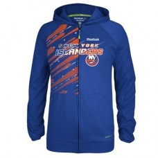 New York Islanders - 2014 Center Ice TNT NHL Mikina s kapucňou