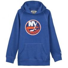 New York Islanders Detská - Powell Applique NHL Mikina s kapucňou